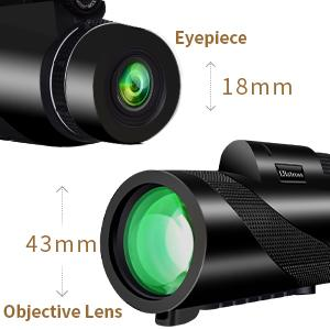 monocular for adults high powered