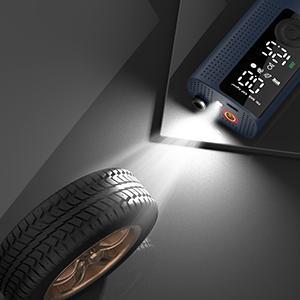 Mini Tire Pump