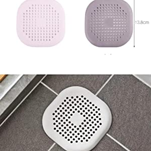 Hair Catcher Silicone Hair Stopper