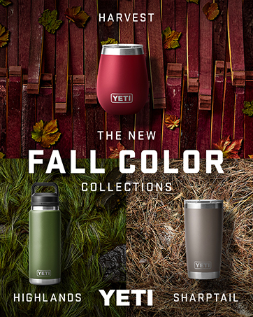Yeti Fall Collection