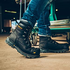waterproof work boots, composite toe work boots for men,