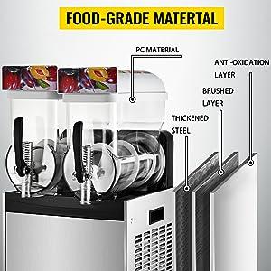 Machine à Granité Commerciale