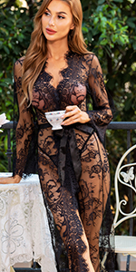 women long robe