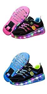 Girls skate shoes
