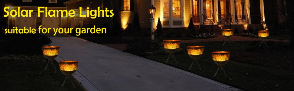 camping lantern lights
