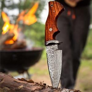 outdoor knife handmade knife custom knife