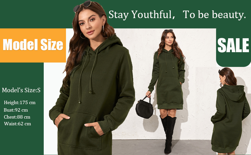 casual sweatshirt for women solid colour
