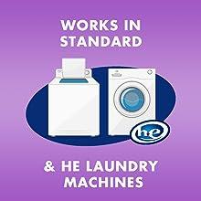 Work in Standard Machines
