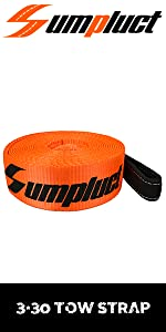3*30 Tow Strap
