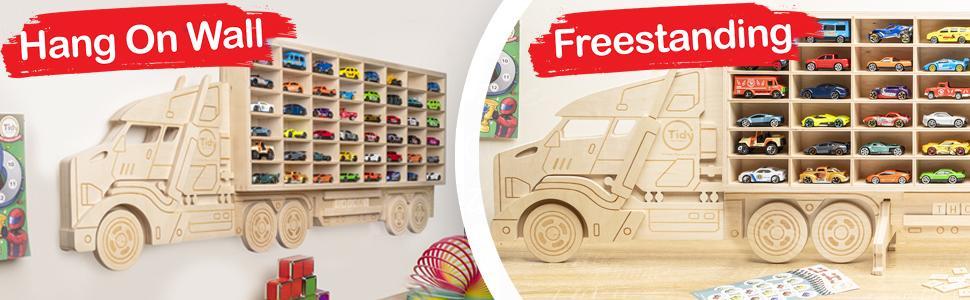 toy car display case hot wheels car organizer matchbox holder vintage disney cars carrier case