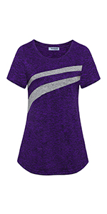women workout shirts