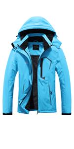 skiing jacket for women