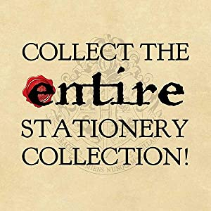 Collect the entire stationery collection!