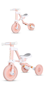 pink toddler tricycle