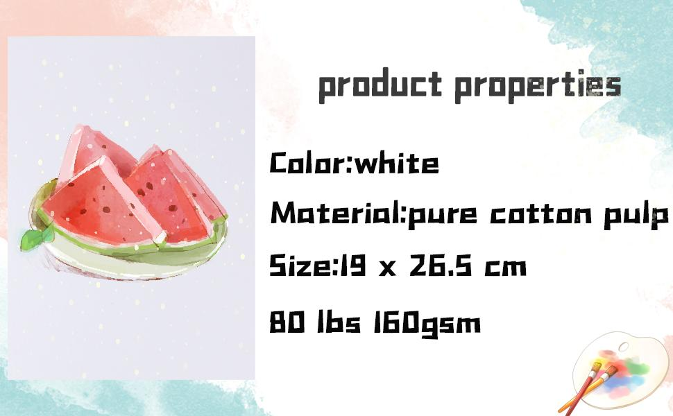 Color, Material, Size