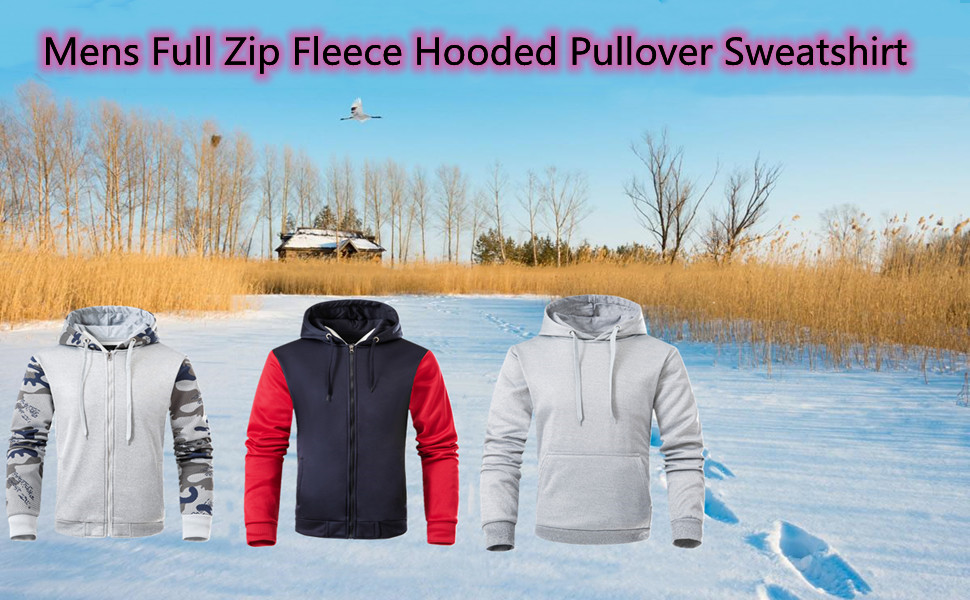 Mens autumn and winter jackets