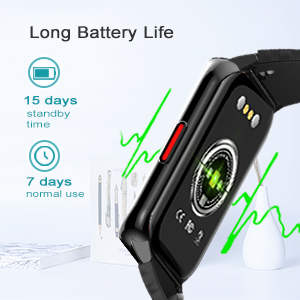 smart watch long battery life
