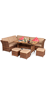 aoxun patio furniture
