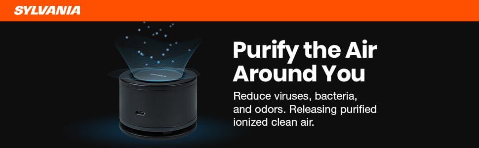 purify the air around you