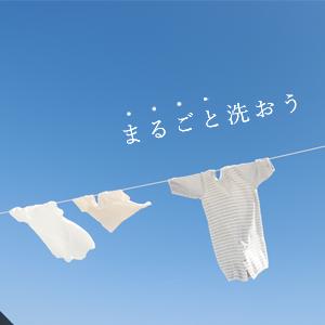 洗濯、洗える、洗濯機、全て洗える