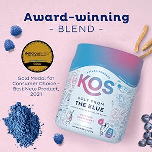 Award winning blend.