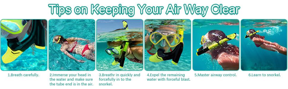 diving snorkel