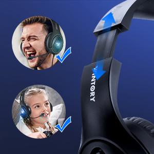 kids gaming headset
