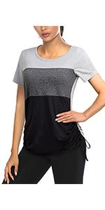 Loose Fit Exercise Shirts