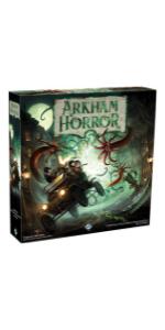 arkham horror the board game