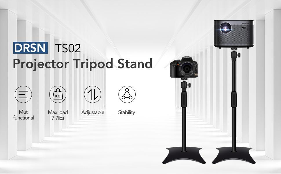 projector tripod stand ts02