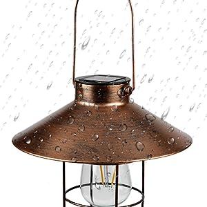 waterproof solar light