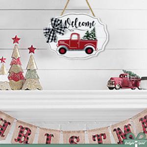 Merry Christmas tree Xmas Yard Decorations happy New Year winter snowman indoor outdoor