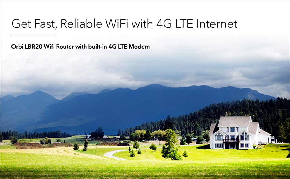 Get Fast Reliable WiFi