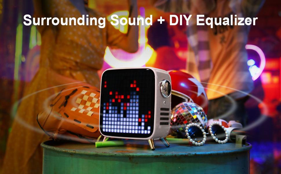 Divoom Tivoo Max 2.1 BT Speaker