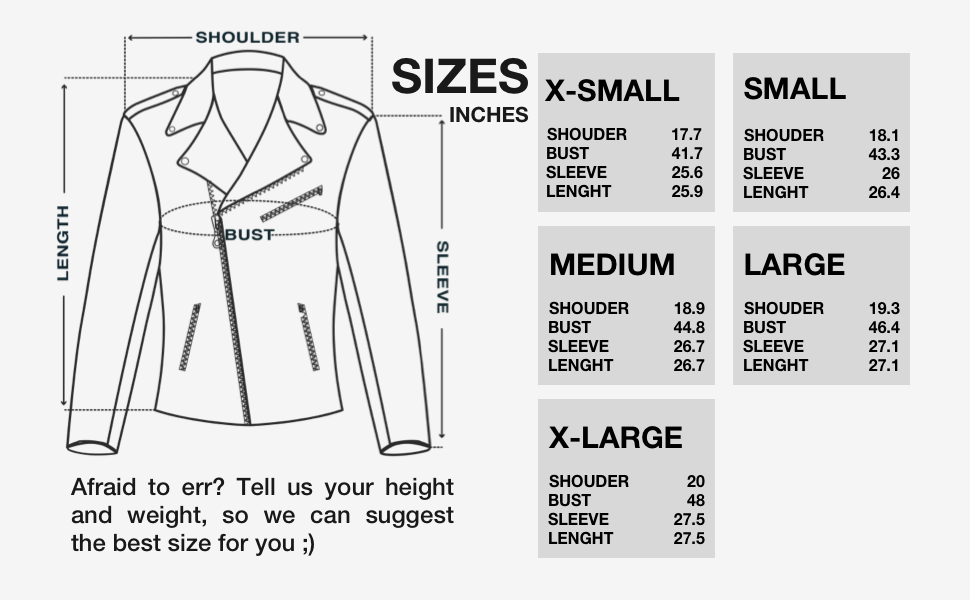 Classy-sizes