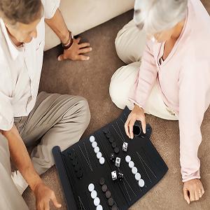 roll up backgammon set