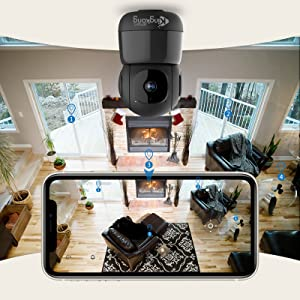 wifi camera with preset position