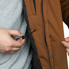 thicken puffer jackets for men