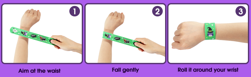 slap bracelets bulk