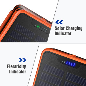 sloar charger power bank