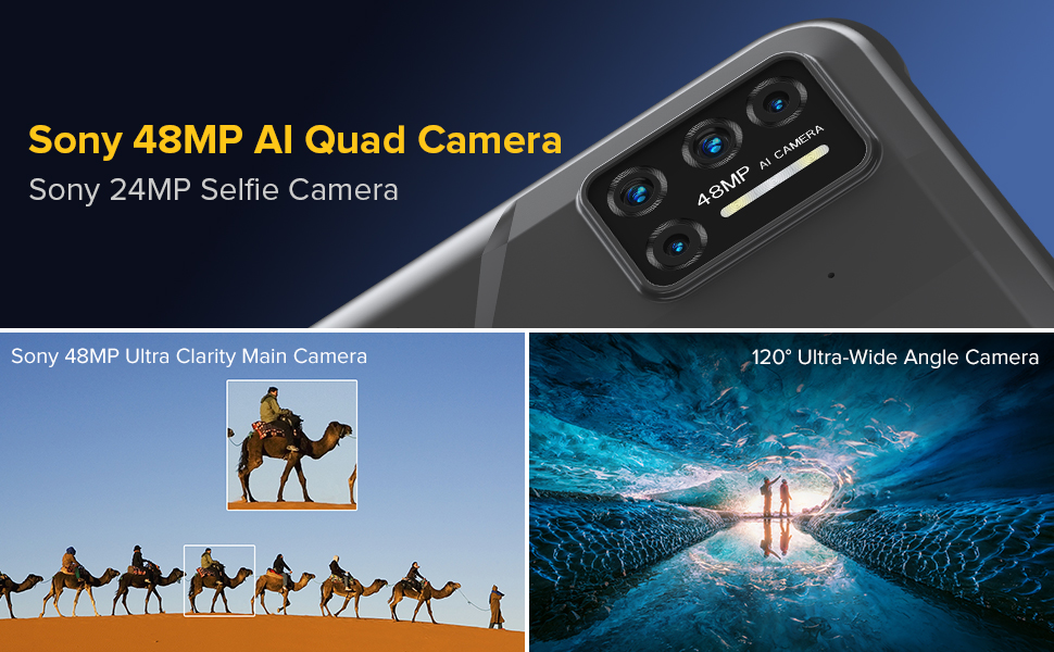 Sony 48MP AI Quad Camera