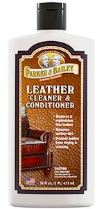 Parker amp;amp; Bailey Leather Cleaner and Conditioner
