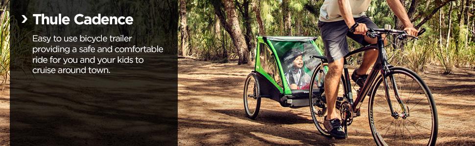 bike trailer, bike stroller, bike chariot, bike wagon, double bike trailer, infant bike trailer