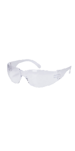 ROAR Clear Safety Glasses