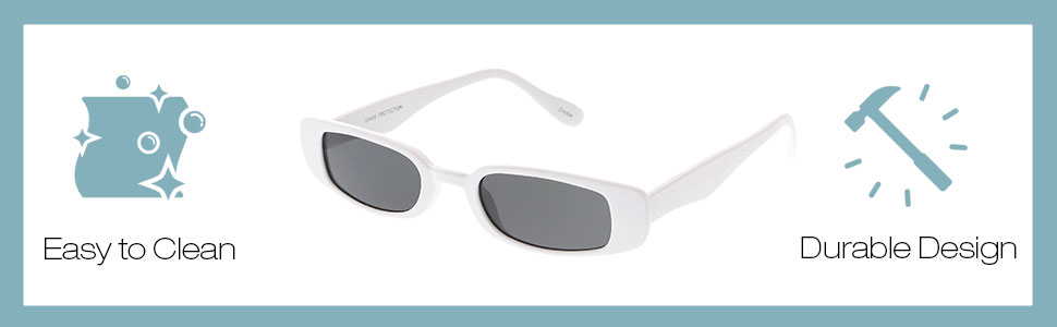 Durable sunglasses for women sunglass comfortable to wear uv400 ptoected lenses for girls ladies