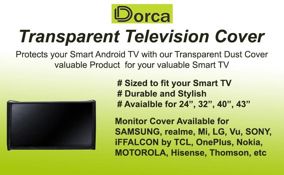tv monitor cover