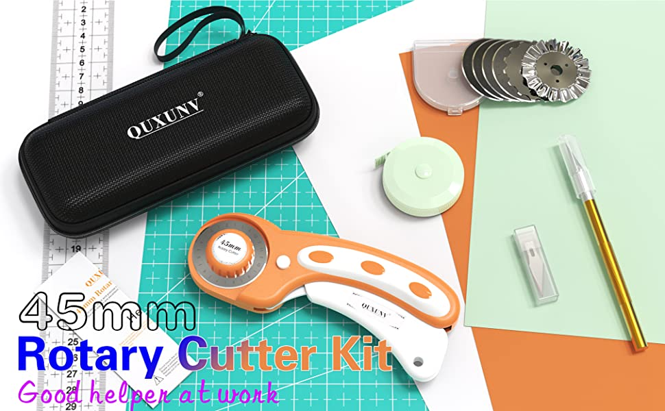 rotary cutter,rotary cutter for fabric,fabric cutter,fabric cutter wheel,rotary cutter set,rotary