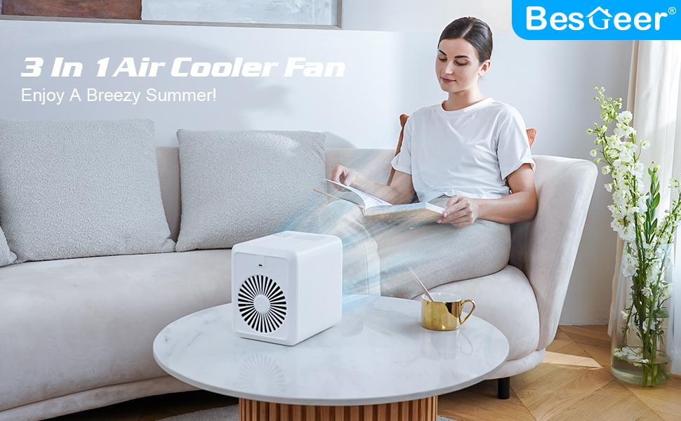 battery operated air conditioner