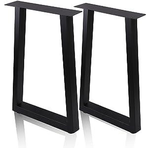 U Shape table legs