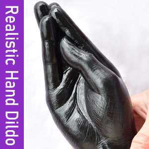 """Realistic """"Duck-billing"""" shaped hand"""